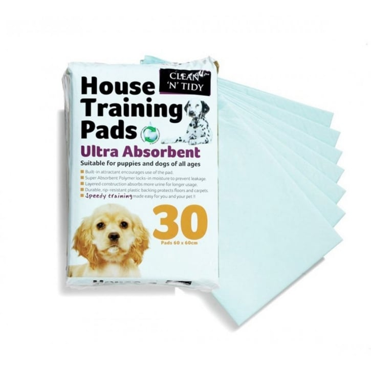 Sharples 'N' Grant Clean 'n' Tidy House Training Pads 30pk