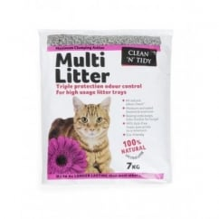 Clean 'N' Tidy Multi Cat Litter 7kg