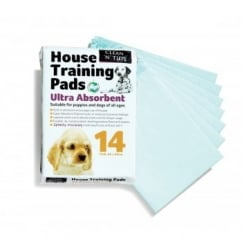 Sharples 'N' Grant Clean 'n' Tidy puppy house training pads 14pk