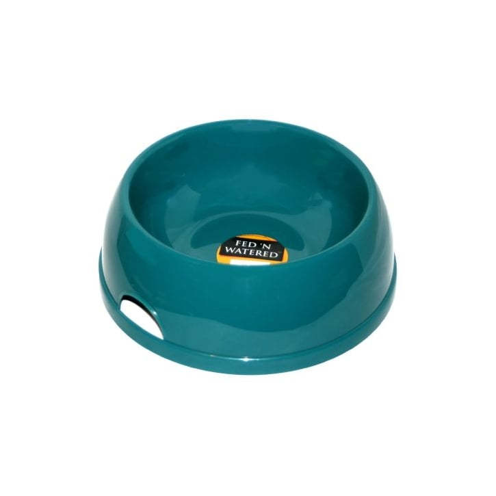 Sharples 'N' Grant Fed'n'watered Classic Plastic Dog Bowl 23cm