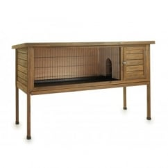 Sharples 'N' Grant Hutch 'n' Fun For Rabbits & Guinea Pigs - Giant