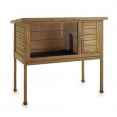 Sharples 'N' Grant Hutch 'n' Fun For Rabbits & Guinea Pigs - Large