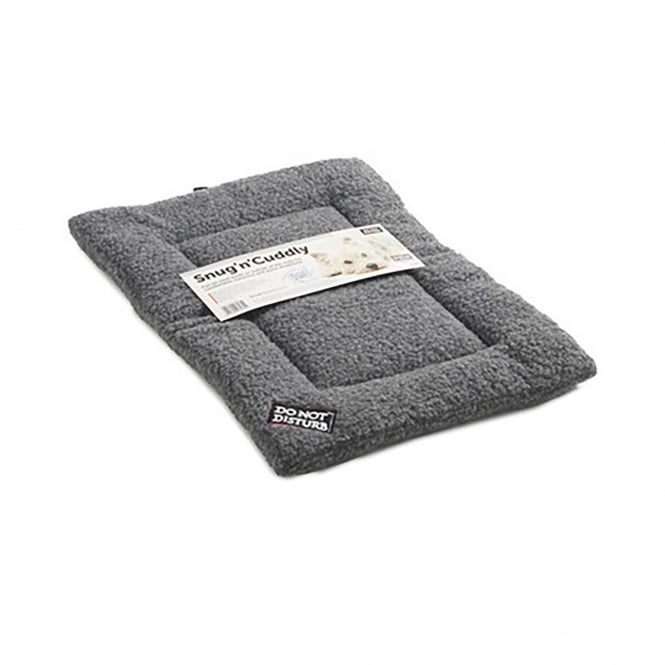 Sharples Snug 'n' Cuddly Sherpa Fleece Style Mattrass Large