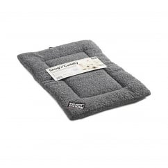 Sharples 'N' Grant Snug 'n' Cuddly Sherpa Fleece Style Mattrass Small