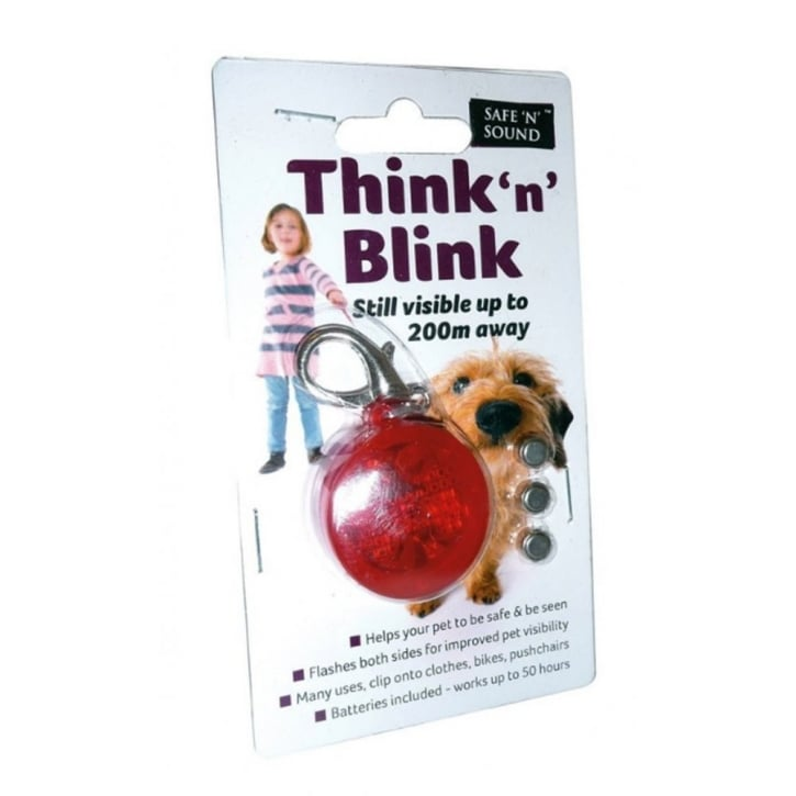 Sharples 'N' Grant Think 'n' Blink Safety Light