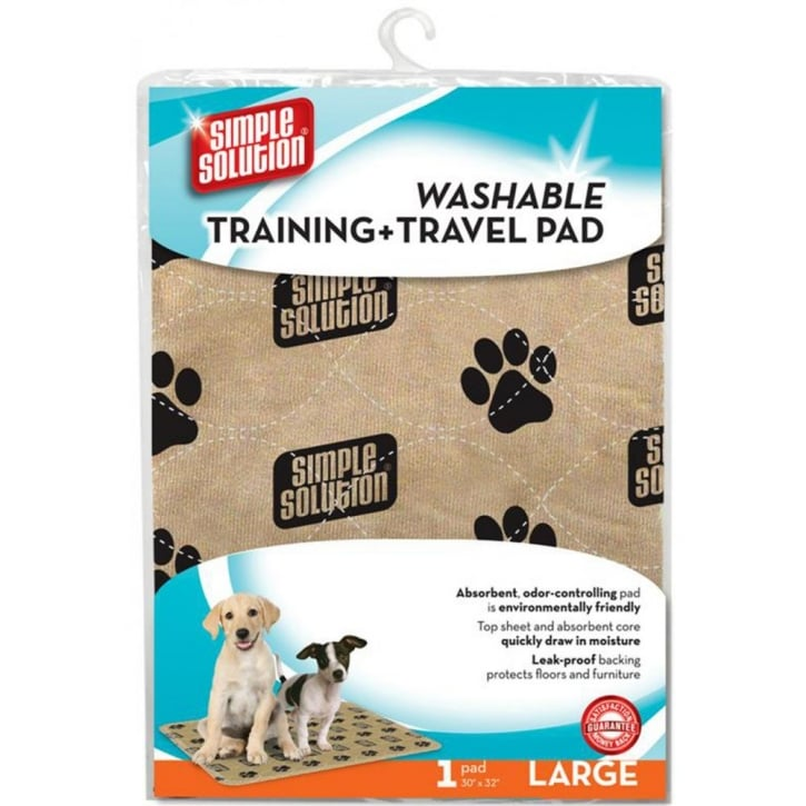 Simple Solution Simple Solution Dog Travel & Training Pad Washable Large