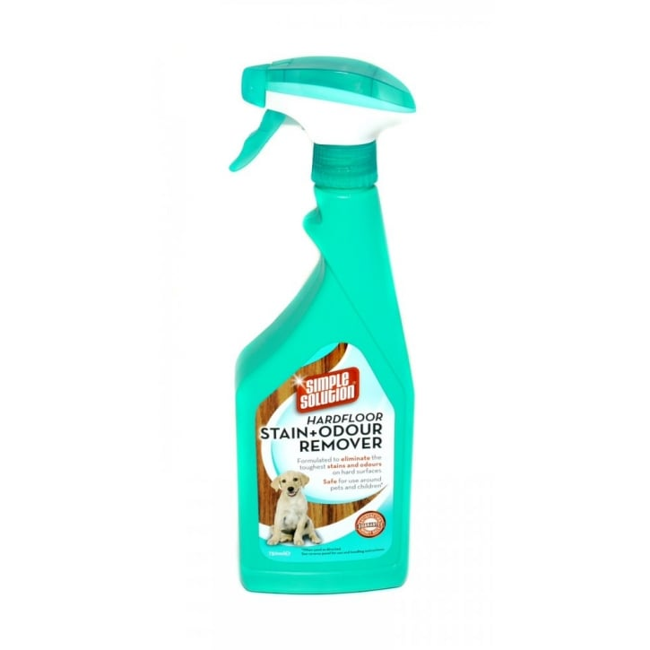 Simple Solution Simple Solution Hardfloor Stain & Odor Remover 750ml