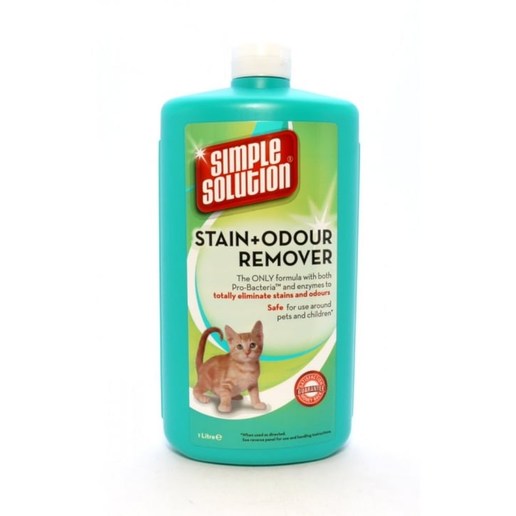 Simple Solution Simple Solution Stain & Odour Remover Cat 1000ml