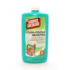 Simple Solution Stain & Odour Remover Cat 1000ml