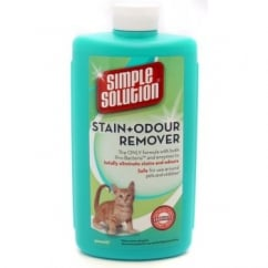 Simple Solution Stain & Odour Remover Cat 500ml