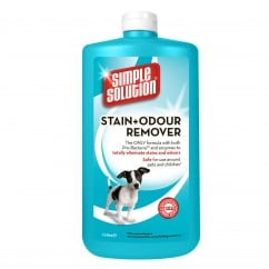 Simple Solution Stain & Odour Remover Dog 1000ml