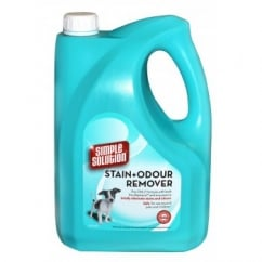 Simple Solution Stain & Odour Remover Dog 4litre