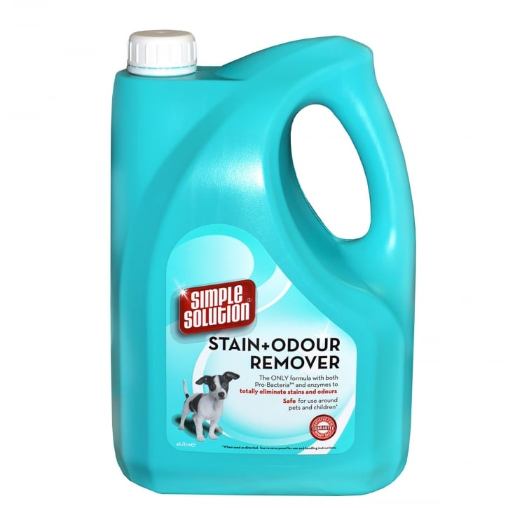 Simple Solution Simple Solution Stain & Odour Remover Dog 4litre