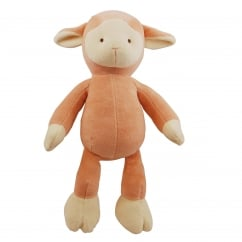 "Simply Fido Organic Lolly Lamb 11"" Plush Dog Toy"