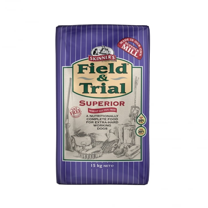 Skinner's Field & Trial Superior Working Adult Dog Food 15kg