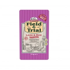 Field & Trial Adult Lamb & Rice Dog Food 15kg