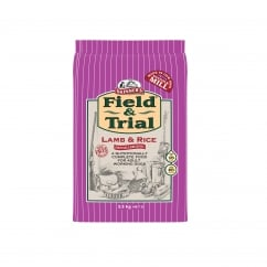 Field & Trial Adult Lamb & Rice Dog Food 2.5kg