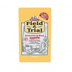 Field & Trial Chicken & Rice Adult Dog Food 15kg