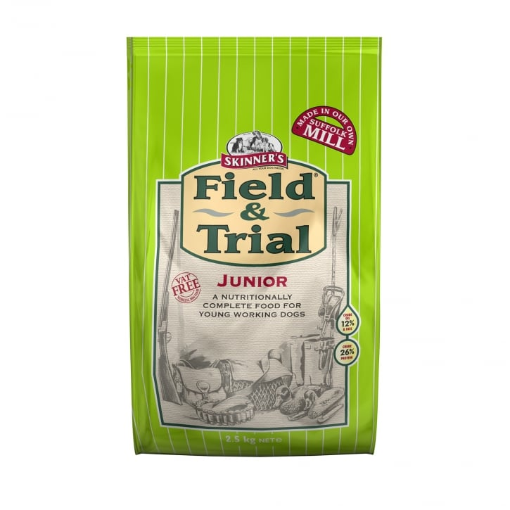 Eukanuba Puppy Food >> Skinners Field & Trial Junior Dog Food Chicken 2.5kg | Feedem