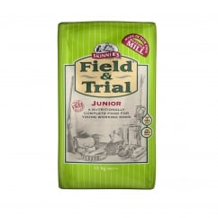 Field & Trial Junior Dog Food Chicken 15kg