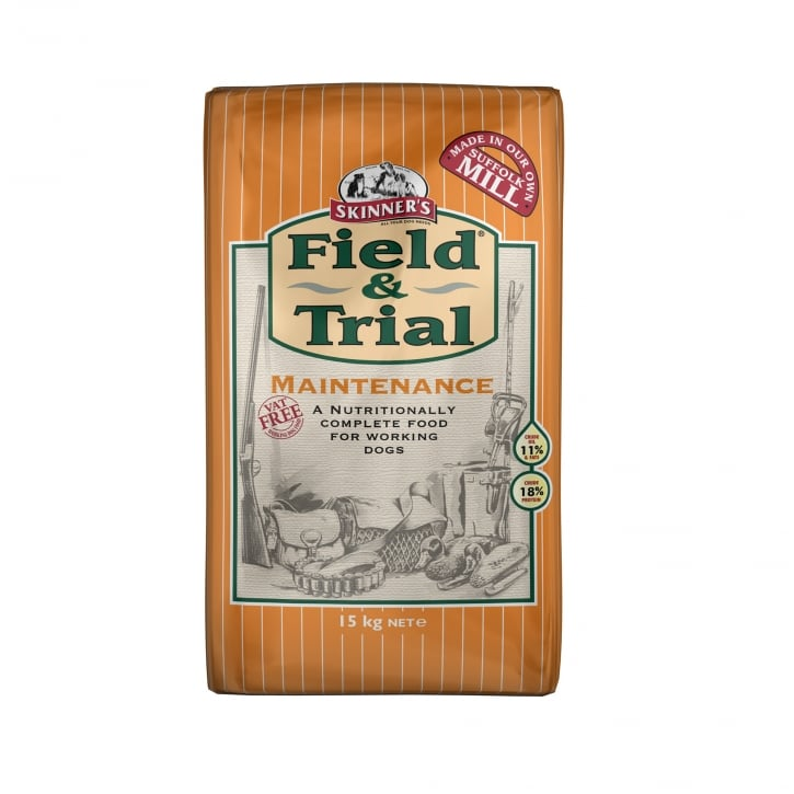 Skinner's Field & Trial Maintenance Complete Adult Dog Food 15kg