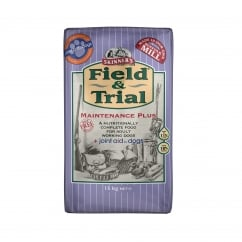 Field & Trial Maintenance Plus Adult Working Dog Food 15kg