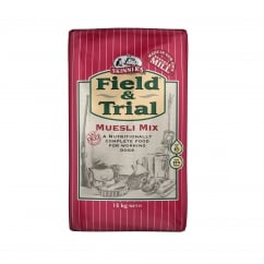 Field & Trial Museli Mix Adult Dog Food 15kg