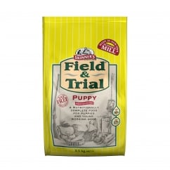 Field & Trial Puppy Dog Food Chicken & Rice 2.5kg