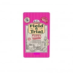 Field & Trial Puppy Food Lamb & Rice 2.5kg