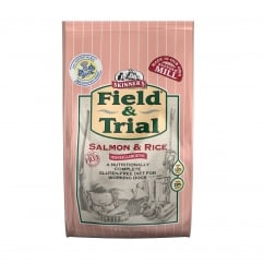 Field & Trial Salmon & Rice Adult Dog Food 2.5kg