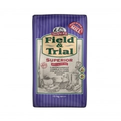 Field & Trial Superior Working Adult Dog Food 15kg