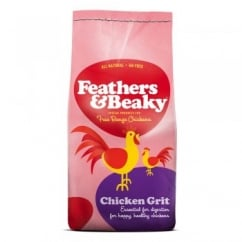 Spikes World Feathers & Beaky Free Range Grit - 5kg
