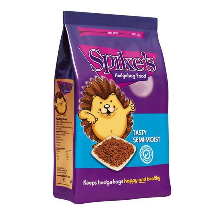 Spikes World Tasty Semi-moist Hedgehog Food 1.3kg