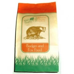 Spikes World Wildthings Badger & Fox Food 2kg