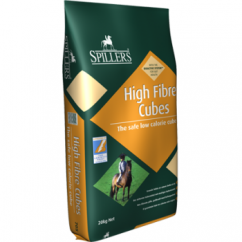 Spillers Equine High Fibre Cubes Horse Feed 20kg