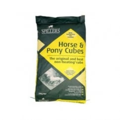 Spillers Equine Horse & Pony Cubes Horse Feed 20kg