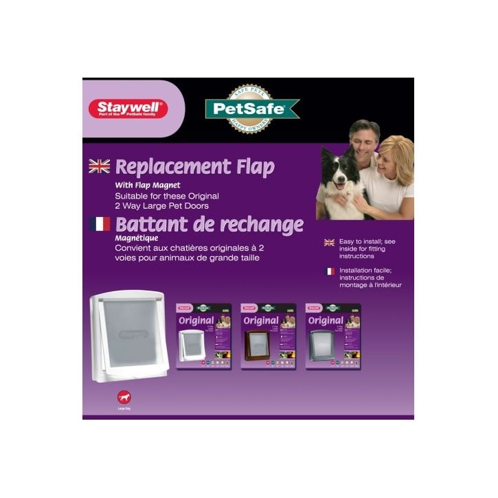 Staywell Replacement Flap Large 700 Series