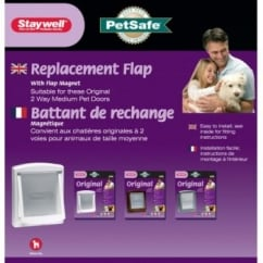 Staywell Replacement Flap Medium 700 Series