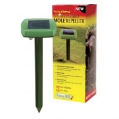 STV Mega Sonic Solar-powered Mole Repeller
