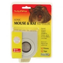 STV Sonic Mouse & Rat Repeller.