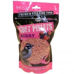 Berry Wild Bird Suet Pellets 550g