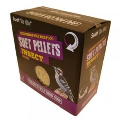 High Energy Suet Pellets Insects 3kg