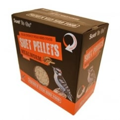 Pellets With Mealworm 3kg