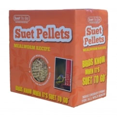 Wild Bird Pellets Mealworm Recipe 3kg