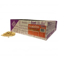 Wild Bird Suet Pellets Mealworm Recipe 12.75kg