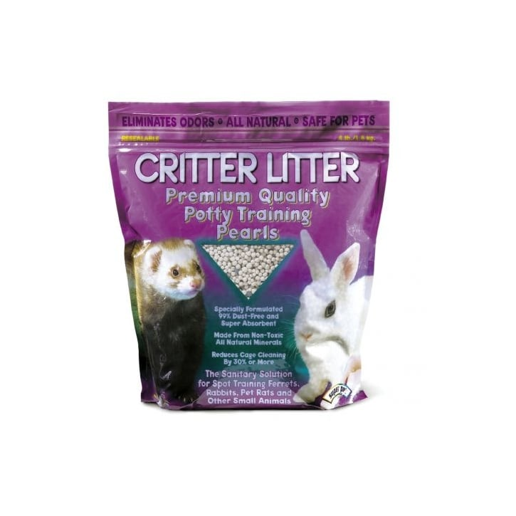 Superpet Critter Litter For Small Animals - 1.8kg