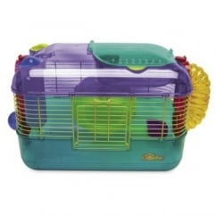 Superpet Crittertrail One Hamster Cage