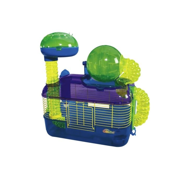 Superpet Crittertrail Z Hamster Living & Play Home