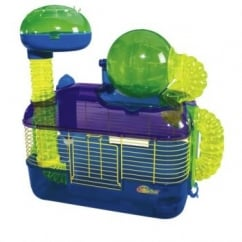 Crittertrail Z Hamster Living & Play Home