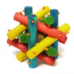 Superpet Nut Knot Nibbler Small Animal Play Toy
